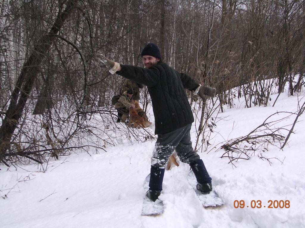 Как сделать лыжи своими руками для охоты